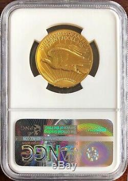 2009 St Gaudens Ultra High Relief Double Eagle 1 oz $20 MS69 Gold Label