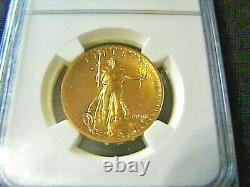 2009 St Gaudens Ultra High Relief Double Eagle $20 1 Oz Gold Coin NGC MS-70