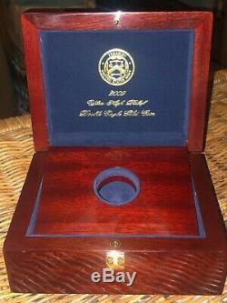 2009 US Mint UHR Double Eagle Saint Gaudens 24Kt. 9999 Gold Coin NGC MS69 ER
