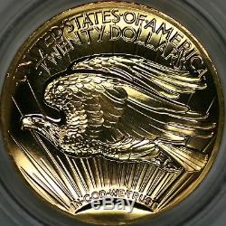 2009 Ultra High Relief $20 Saint Gaudens Double Eagle with OGP, COA, Book