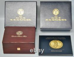 2009 Ultra High Relief Double Eagle One Ounce (OZ) $20 Gold Coin St Gaudens UHR