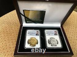 2017 1 oz Gold St Gaudens Indian Double Eagle PF70 HR UC Commemorative. See desc