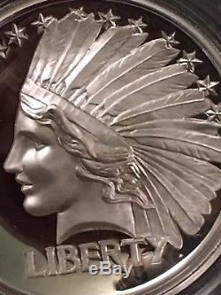 2017 High Relief-St Gaudens Silver Indian Double Eagle-National Park Foundation