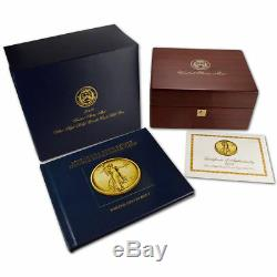 GOLD reduced! 2009 Ultra High Relief double eagle $20 Saint Gaudens set COMPLETE
