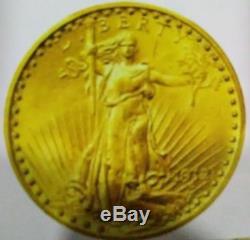 Random Date $20 Double Eagle St Gaudens