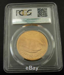 US 1928 Gold $20 Double Eagle PCGS MS64 Saint Gaudens