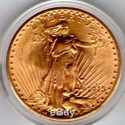 USA SOLID GOLD St. Gaudens $20 DOUBLE EAGLE 1915 San Francisco PRICED TO SELL